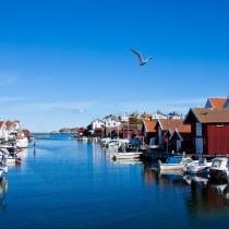 Gullholmens hamn